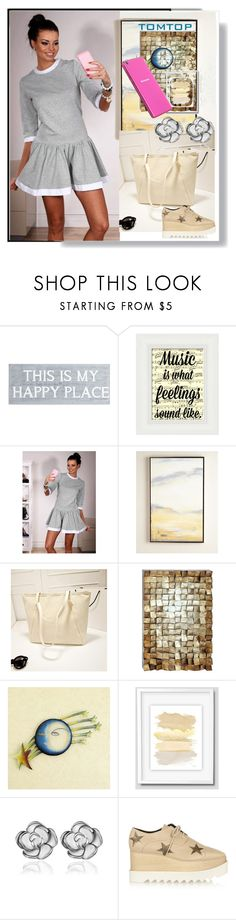 """""""Tomtop 33"""" by suncokret-12 ❤ liked on Polyvore featuring White Label, Pier 1 Imports, Benzara, NOVICA, STELLA McCARTNEY, women's clothing, women, female, woman and misses"""