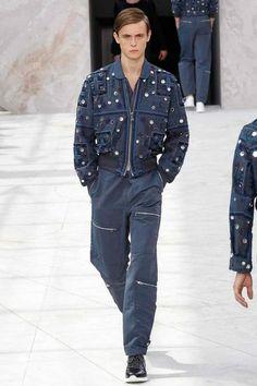 Louis Vuitton, spring/summer 2015 menswear