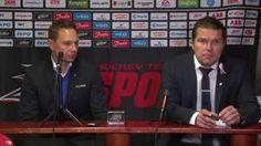 Sport - Tappara lehdistötilaisuus 7.10.2016
