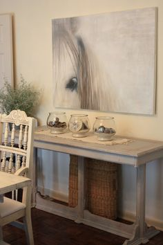 erin e. anderson. erin's art and gardens: welcome to my newish dining room......