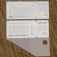 A+ Silver Boarding Passes, Rhinestone Buckles, Ribbon $232.90