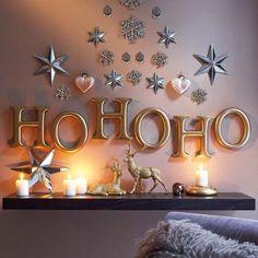 Christmas-Decoration-Trends-2017-70 75 Hottest Christmas Decoration Trends & Ideas 2017