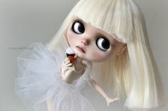 Blythe Bjork Little Dancer | by tinycutethings