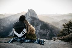 Yosemite National Park Engagement Shoot - Philip Tran - TheMandagies.com