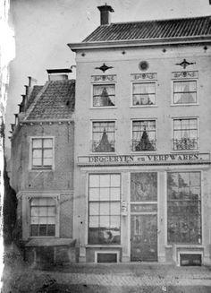 1851-1880 apotheek kok, zevenhuizen