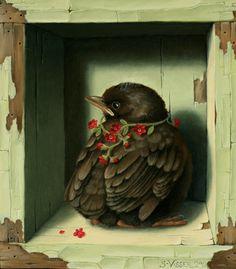 Bird Art- S. Visser