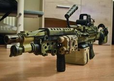 Image result for m249 saw civilian version