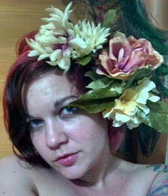 Flower crown TheAlphaBrett