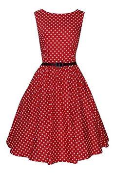 Emolly 1950s Vintage Swing Sleeveless Rockabilly Polka Do... https://www.amazon.com/dp/B01IZ5CKCM/ref=cm_sw_r_pi_dp_x_PDa.xb5SDQV24