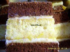Prajitura Televizor - imagine 1 mare is on sale now for - 25 % ! Hungarian Desserts, Hungarian Cake, Romanian Desserts, Romanian Food, Romanian Recipes, My Recipes, Cake Recipes, Snack Recipes, Dessert Recipes