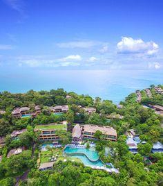 Luxury Resort Phuket, Thailand at Sri panwa