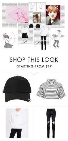 """""""Going to a concert (Justin oppar xdxd) with JK"""" by lasilvisyeljungkookforever on Polyvore featuring moda, Oris, StyleNanda, The Fifth Label, Justin Bieber, AMIRI, Puma y jungkook"""