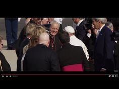Pope Francis Visits DC - YouTube