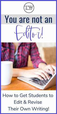 Here are three strategies to enable your students to become their own editors and learn from their own mistakes. #editing #revising #writingworkshop #writing #essay Academic Essay Writing, Essay Writing Tips, Good Essay, Teaching Writing, Writing Activities, Writing Skills, Mentor Sentences, Essay Structure, Writing Portfolio