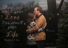 Where you invest your love, you invest your life | Mumford & Sons | Amy Oyler, Legacy Photo and Design | legacytheblog.com