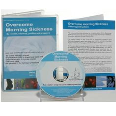 Natal Hypnotherapy - Overcoming Morning Sickness CD.  A different approach to combating morning sickness, but it is becoming increasingly popular.  £11.95