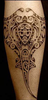Image Thumbnail for polynesian tattoo band Coy Fish Tattoos, Hai Tattoos, Dove Tattoos, Manta Ray Tattoos, Buddha Tattoos, Tatoos, Wing Tattoos, Dragon Tattoos, Celtic Tattoo For Women