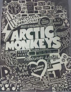 Arctic Monkeys♥ I love all there songs. Room Posters, Band Posters, Poster Wall, Poster Prints, Bedroom Wall Collage, Photo Wall Collage, Picture Wall, Arctic Monkeys Poster, Arctic Monkeys Wallpaper