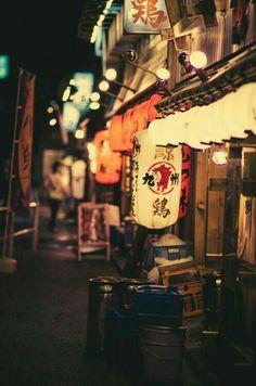 "Izakaya, the ""Japanese pubs"" as found in the urban areas of Japan. Aesthetic Japan, Japanese Aesthetic, City Aesthetic, Japon Tokyo, Photo Lovers, Bg Design, Turning Japanese, Art Japonais, Japanese Streets"