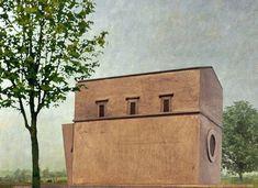 yfhe:  Chapel of St. James_Michele De Lucchi