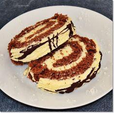 Az ünnepekre pl. süssünk egy egyszerű kakaós piskótát, melyet ízlés szerint többféle krémmel is megtölthetünk. Én most egy főzött kókus...