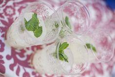 Effen Black Cherry Vodka, Chambord, Triple Sec, a splash of cranberry juice and sour mix.
