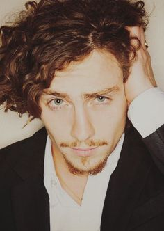 Aaron Taylor-Johnson. Took me ages to figure out why I found the lead from Kick-Ass so attractive!