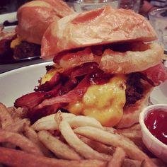 Le Cowboy de Paris New York ! #Burger