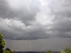 La sinceridad de las nubes: Se avecina tormenta...
