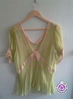 Clotheswap - Stunning Trelise Cooper blouse Hippie Chick, Hippie Bohemian, Boho Chic, Tunic Tops, Blouse, Women, Fashion, Moda, Fashion Styles