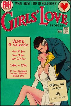 Vente de Saint Valentin  Pour (se) faire des cadeaux!