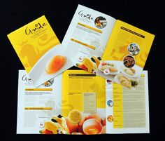A Guide to British Lion Egg Products Brochure - Printed Material - March 2013