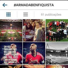 61 publicações no Instagram e 6 no Twitter durante 24 horas!! Obrigado a todos pelo apoio! #carregabenfica #somos... pic.twitter.com/mTVWSp9HhO