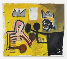 Jean Michel Basquiat, WORLD CROWN