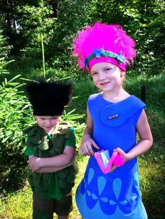 Poppy costume / Trolls costume /Trolls Poppy costume/Kids