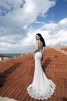 Wonderful Bridal Collection By Hadas Cohen 2015