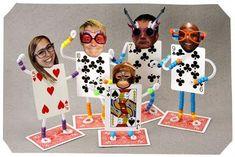 Alice in Wonderland Cards|sophie-world.com