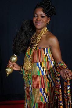 Smile from Ivory Coast