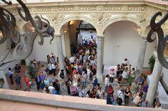 """8/7/2014 Inaugurazione #mostra """"Del #Museo di #Palermo e del suo avvenire"""" - Il Salinas ricorda SALINAS 1914-2014 #museosalinas"""