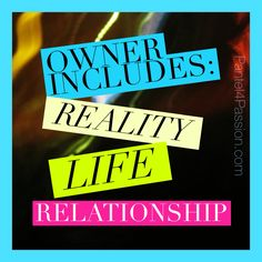 """At last, the final group of SUCCESS ATTRIBUTES for PQ. ⭐️ These provide the """"gut check"""" on you. You can call it ownership or you can call it accountability. ⭐️ Either way, it is all about YOU, your life, your relationships and most importantly, your REALITY. ⭐️ Fortunately, PQ puts the focus on YOU. ⭐️"""