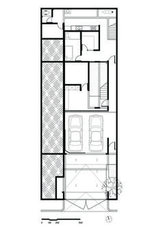 White Box House,Plan