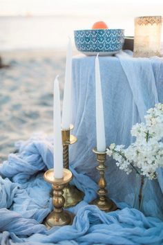 Ideas For Wedding Winter Centerpieces Rustic Table Runners Winter Centerpieces, Winter Wedding Decorations, Rustic Wedding Centerpieces, Wedding Rustic, Vintage Decorations, Centerpiece Ideas, Table Centerpieces, Blue Beach Wedding, Wedding Colors