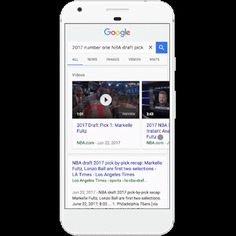 Google brings six-second video previews to mobile search