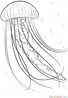 Sea Life Stencils Printable | Under The Sea Coloring Pages ...