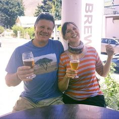 Route 62 Brewing Company, Montagu, South Africa