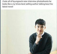 Omg kyungsoo