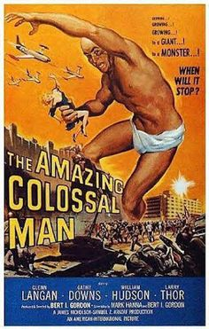 El Asombroso Hombre Creciente (1957) VOSE