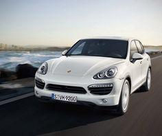 2012 Porsche Cayenne Hybrid #porsche #iautohaus