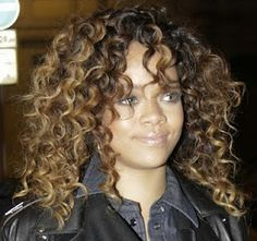 How-To Get Rihanna's Tight Curls | Mane Dish