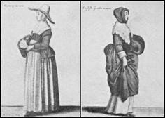 17th century women's clothing jacket - Google-haku